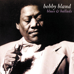 "Bobby ""Blue"" Bland It's All in the Game cover"
