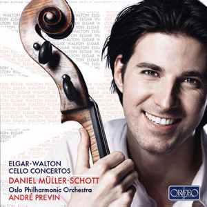 Elgar & Walton: Cello Concertos album