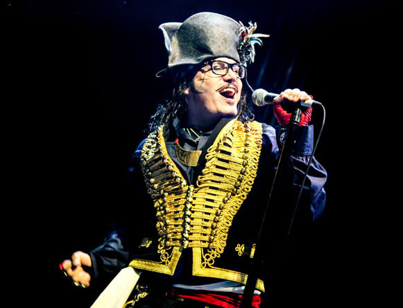 Adam Ant tickets and 2018 tour dates