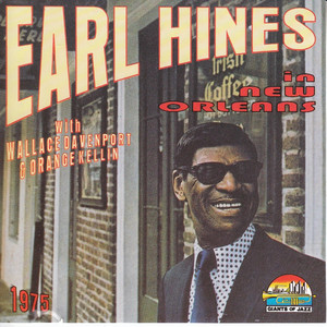 Earl Hines in New Orleans album