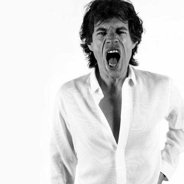 Listen to Mick Jagger