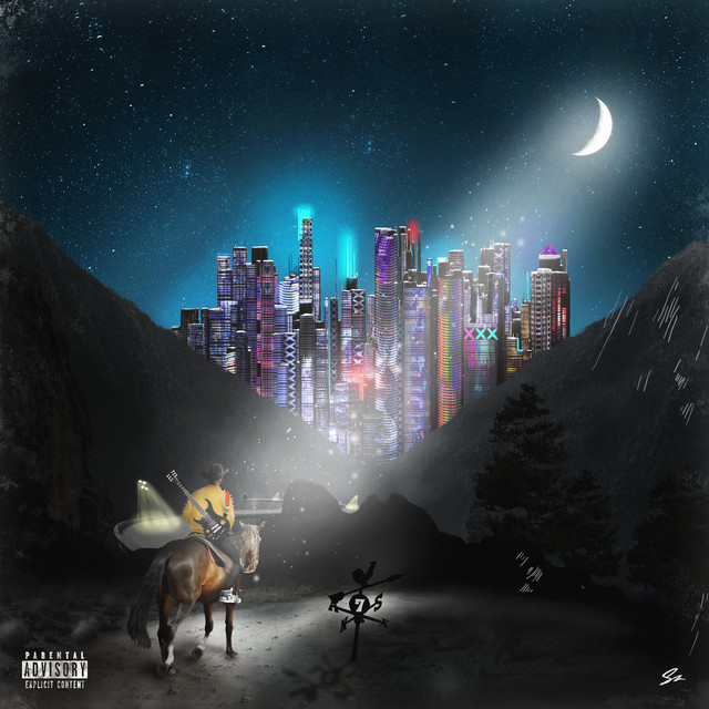 Old Town Road, a song by Lil Nas X on Spotify
