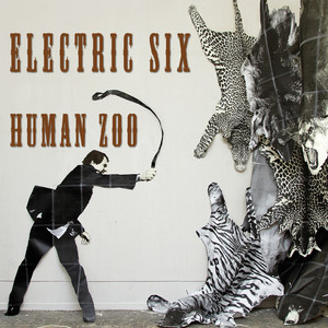 Human Zoo Albumcover