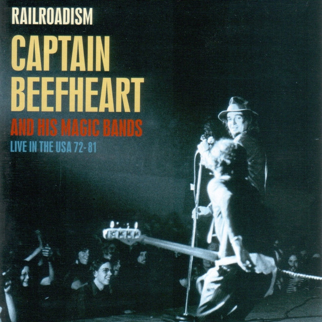 Railroadism: Live in the USA 72-81