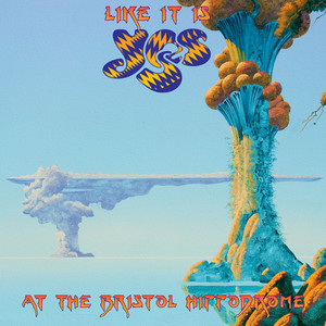 Like It Is - Yes at the Bristol Hippodrome album
