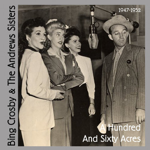 Bing Crosby, Bing Crosby & The Andrews Sisters, The Andrews Sisters, Matlock Cool Water cover