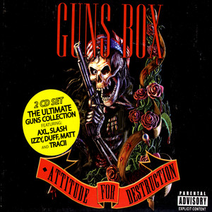 Gilby Clarke, Kevin DuBrow, Tracii Guns Welcome to the Jungle cover