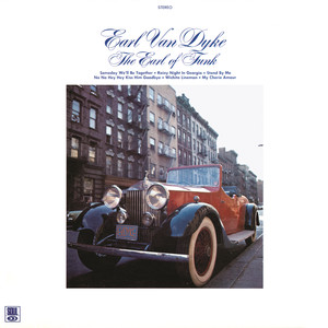 Earl Van Dyke Rainy Night In Georgia - Live At Ben's Hi Chapparal Club, Detroit/1970 cover