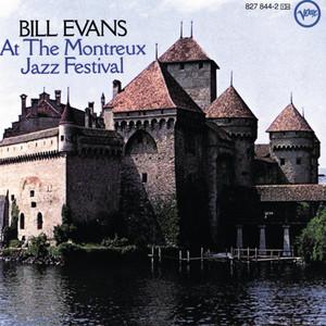 Bill Evans - At The Montreux Jazz Festival album