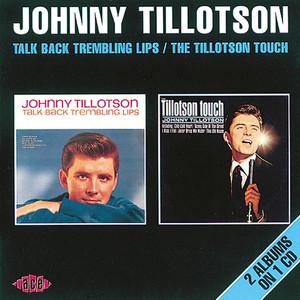 Talk Back Trembling Lips / The Tillotson Touch album