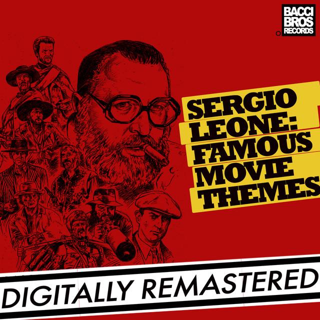 Sergio Leone: Famous Movie Themes Albumcover