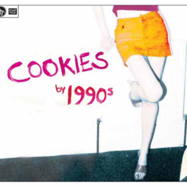 Album cover for Cookies by 1990s