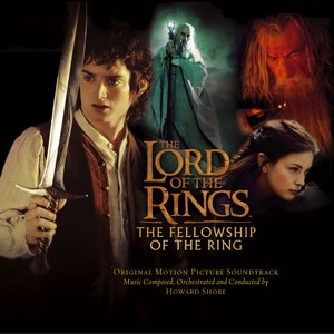 Lord Of The Rings-The Fellowship Of The Ring Albumcover