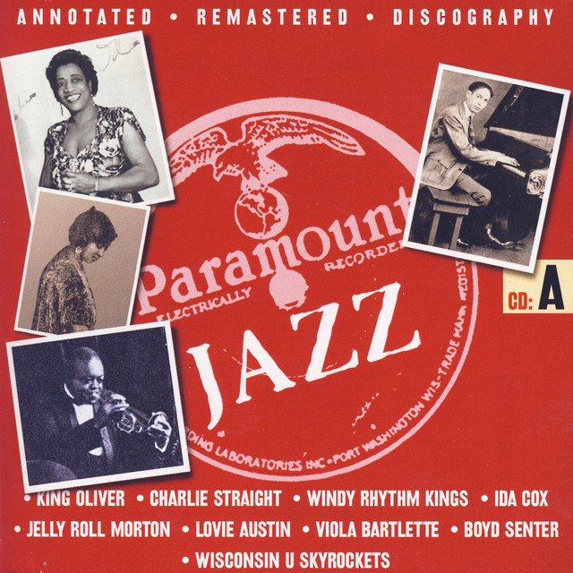 jelly roll morton discography