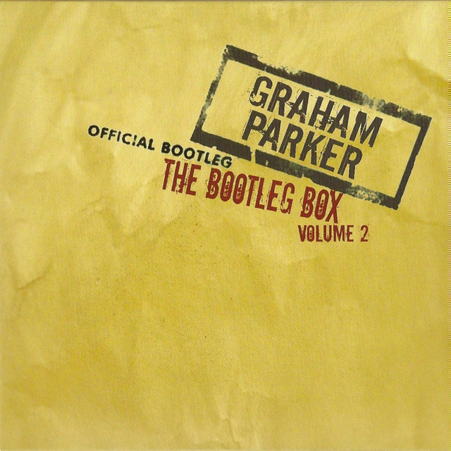 Official Bootleg, The Bootleg Box, Vol 2 (Live) by Graham Parker on