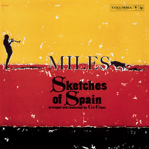 Sketches of Spain Albumcover