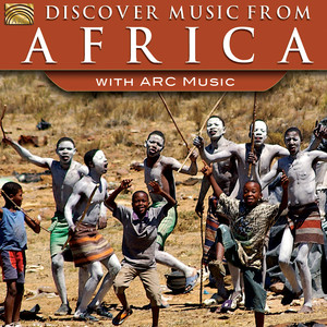 Discover Music from Africa album