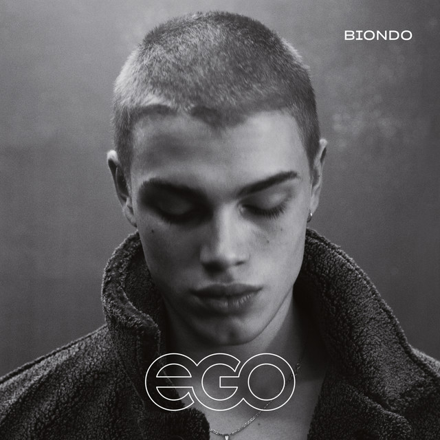 Album cover for EGO by Biondo