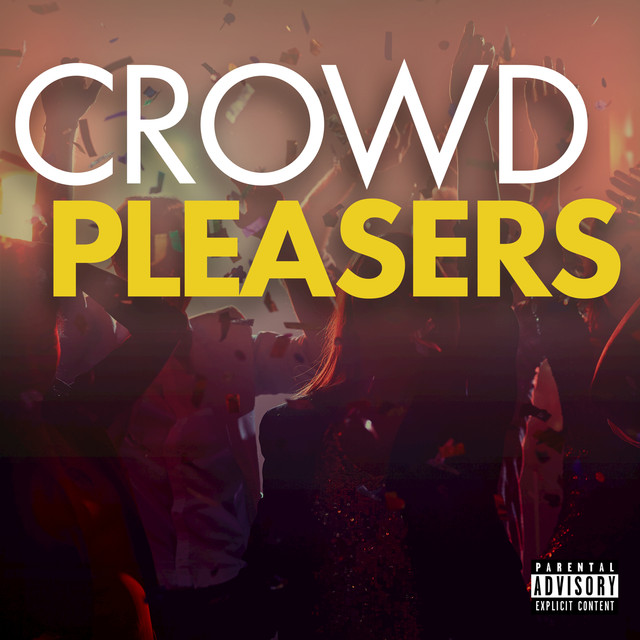 Album cover for Crowd Pleasers by Various Artists