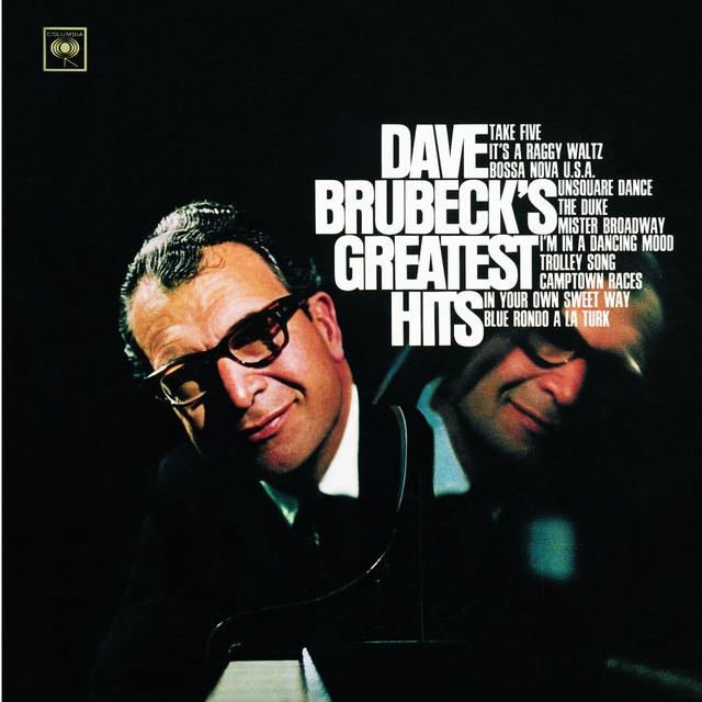Dave Brubeck Dave Brubeck's Greatest Hits album cover