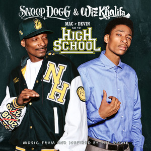 Snoop Dogg, Wiz Khalifa Let's Go Study cover