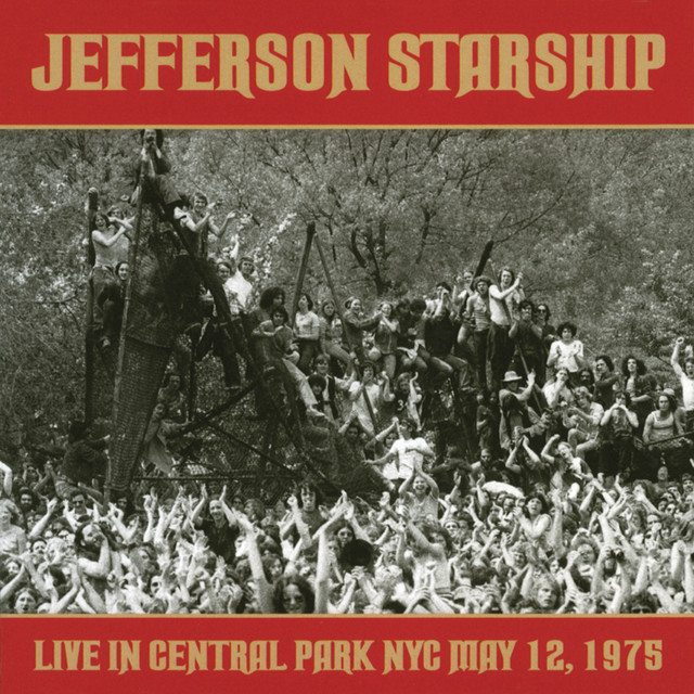 Live in Central Park: May 12, 1975