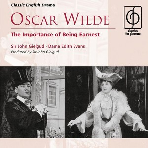 Oscar Wilde: The Importance of Being Earnest Audiobook