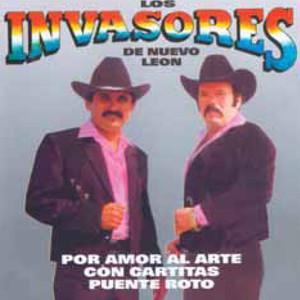 Los Invasores de Nuevo León, Leon Concha del Alma cover