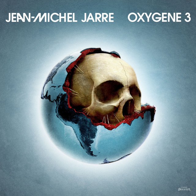Album cover for Oxygene 3 by Jean-Michel Jarre