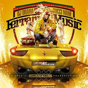 Ferrari Music Albumcover