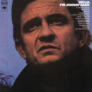Hello, I'm Johnny Cash Albumcover