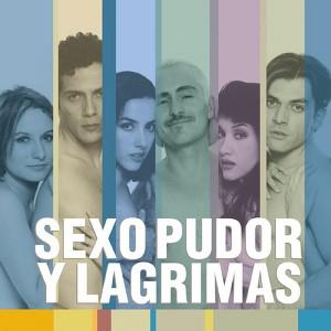 Sexo, Pudor Y Lagrimas: Remixes Albumcover