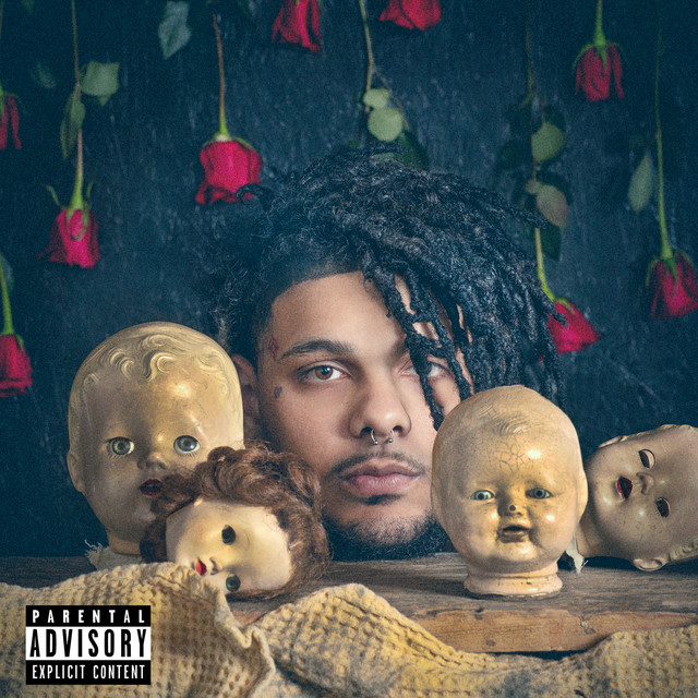 Album cover for Deadstar 2 by Smokepurpp