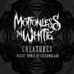 Motionless in White Creatures cover