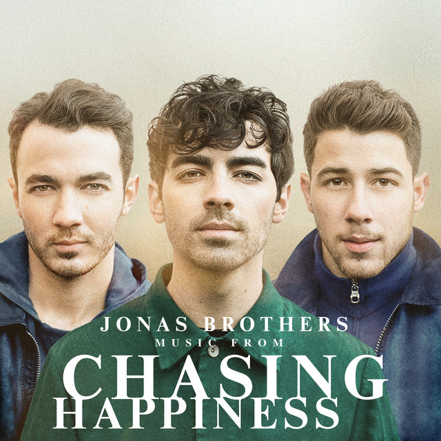 Album cover for Music From Chasing Happiness by Jonas Brothers