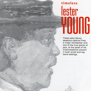 Timeless Lester Young album
