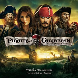 Pirates of the Caribbean: On Stranger Tides (Original Motion Picture Soundtrack) Albumcover