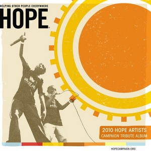 HOPE Campaign Tribute Album 2010 Albumcover