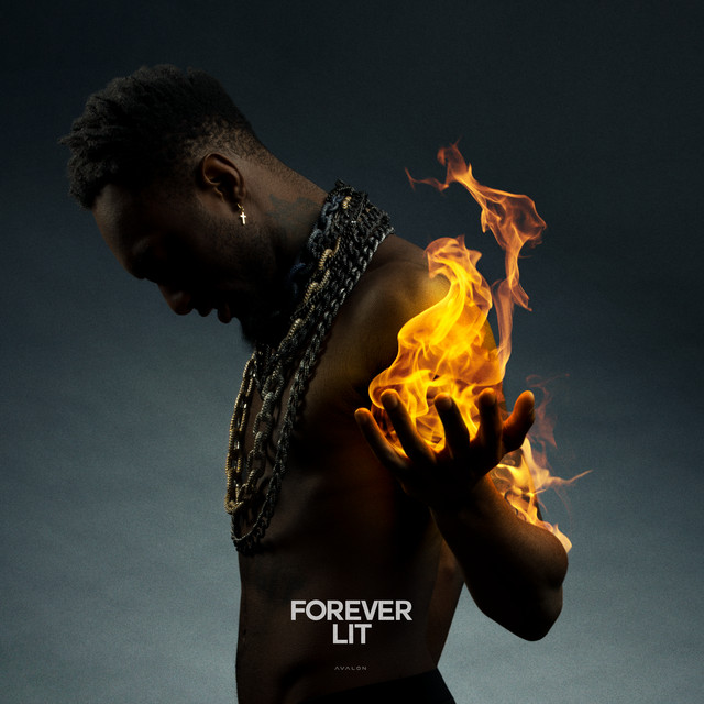 Album cover for Forever Lit by Dopebwoy