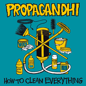 How to Clean Everything (Reissue) album