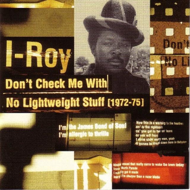 I-Roy on Spotify