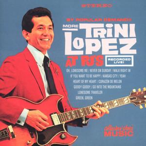 Trini Lopez At PJ's album