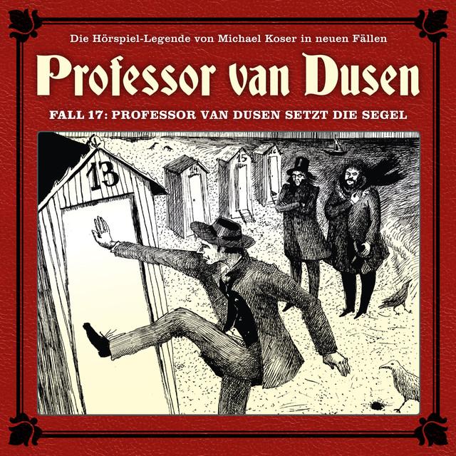Professor van Dusen Cover