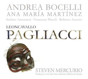 Leoncavallo: I Pagliacci Albumcover