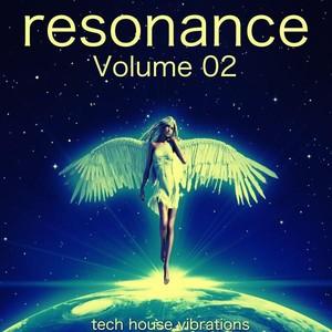Resonance, Vol. 2 (Tech House Vibrations) Albumcover
