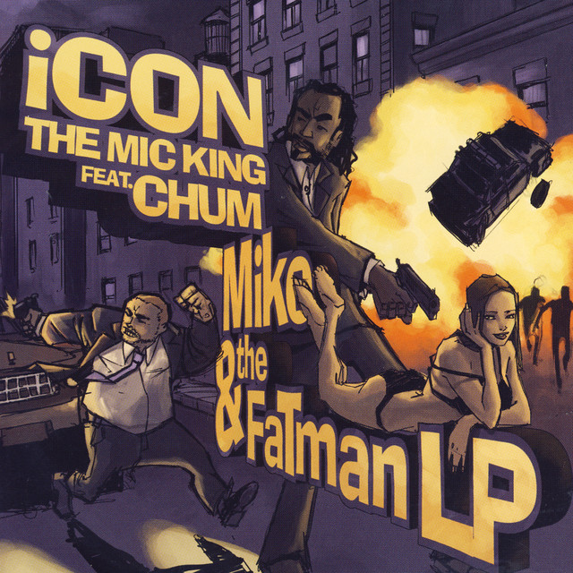 Icon The Mic King