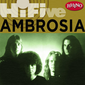 Ambrosia, Alan Parsons Holdin' On To Yesterday cover