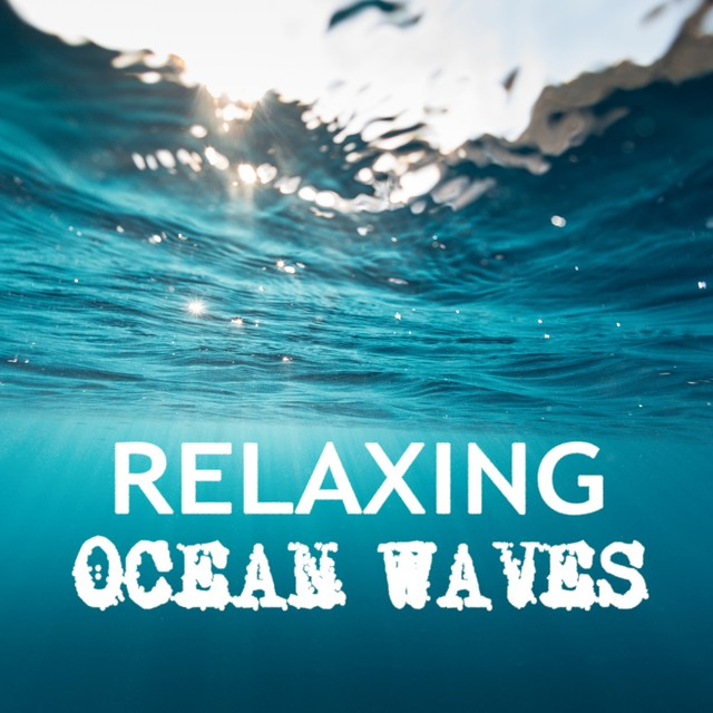 Relaxing Ocean Waves on the Beach Albumcover