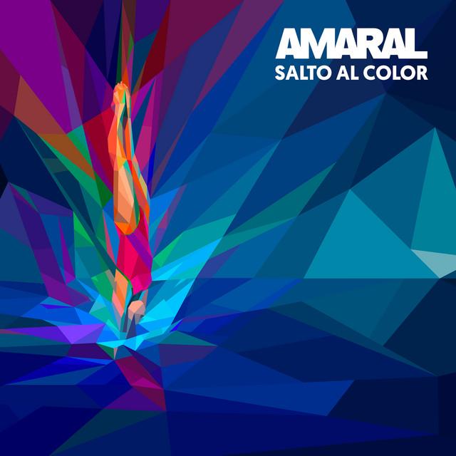 Album cover for Salto Al Color by Amaral