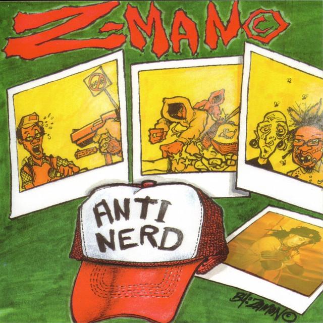 Anti Nerd